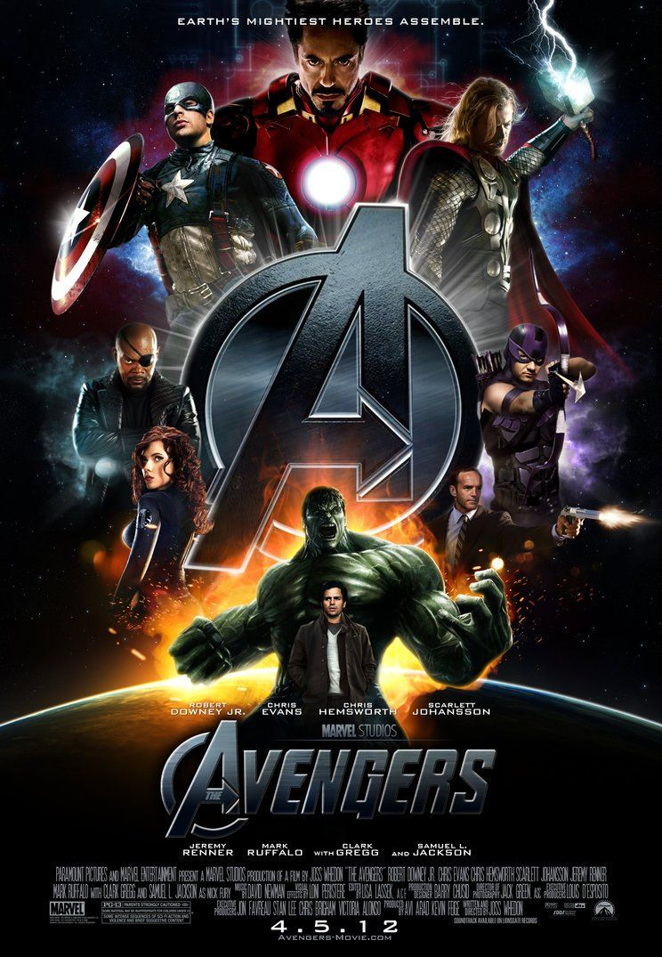 [Streaming] The Avengers
